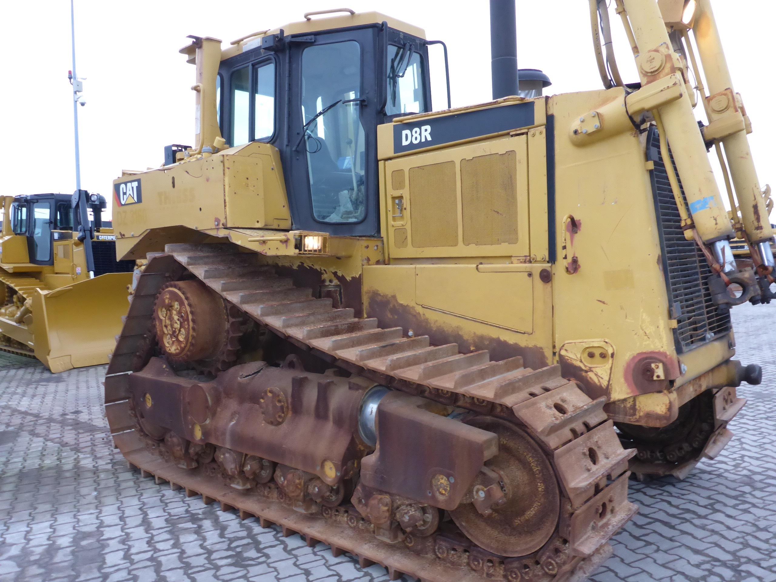 2008 - Caterpillar D8R