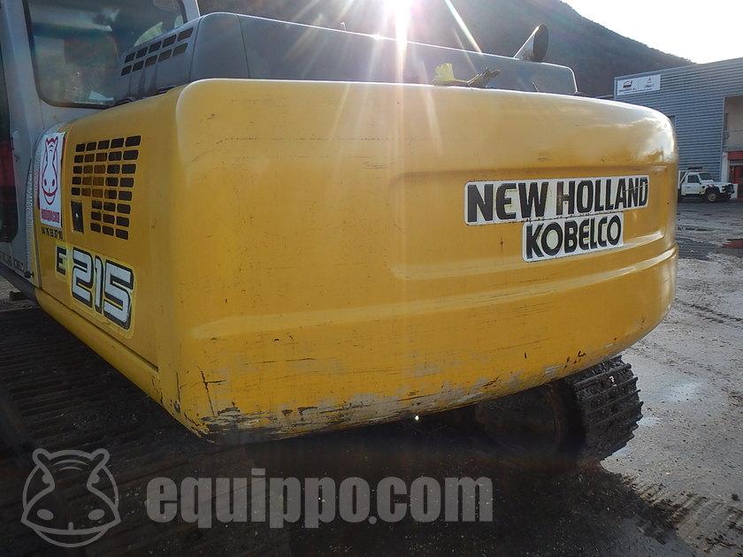 2006 New Holland E215