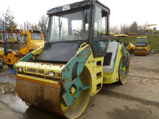 2007 - Ammann AV110X