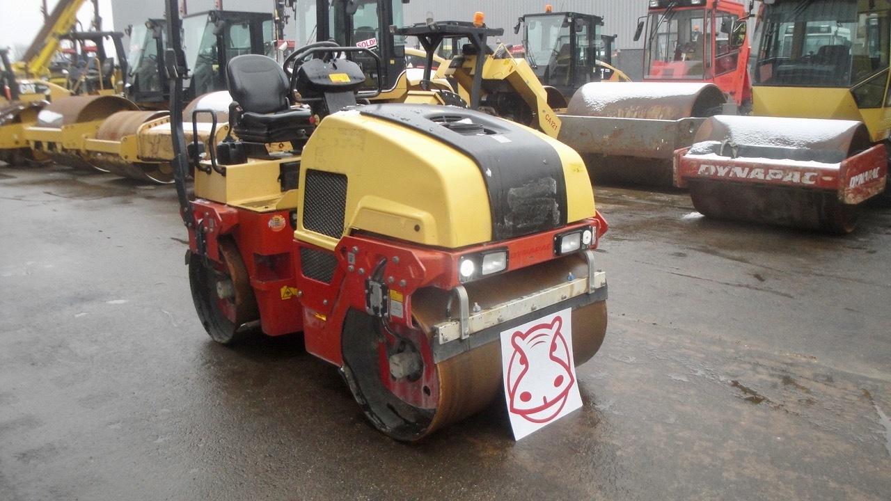 2011 - Dynapac CC1200