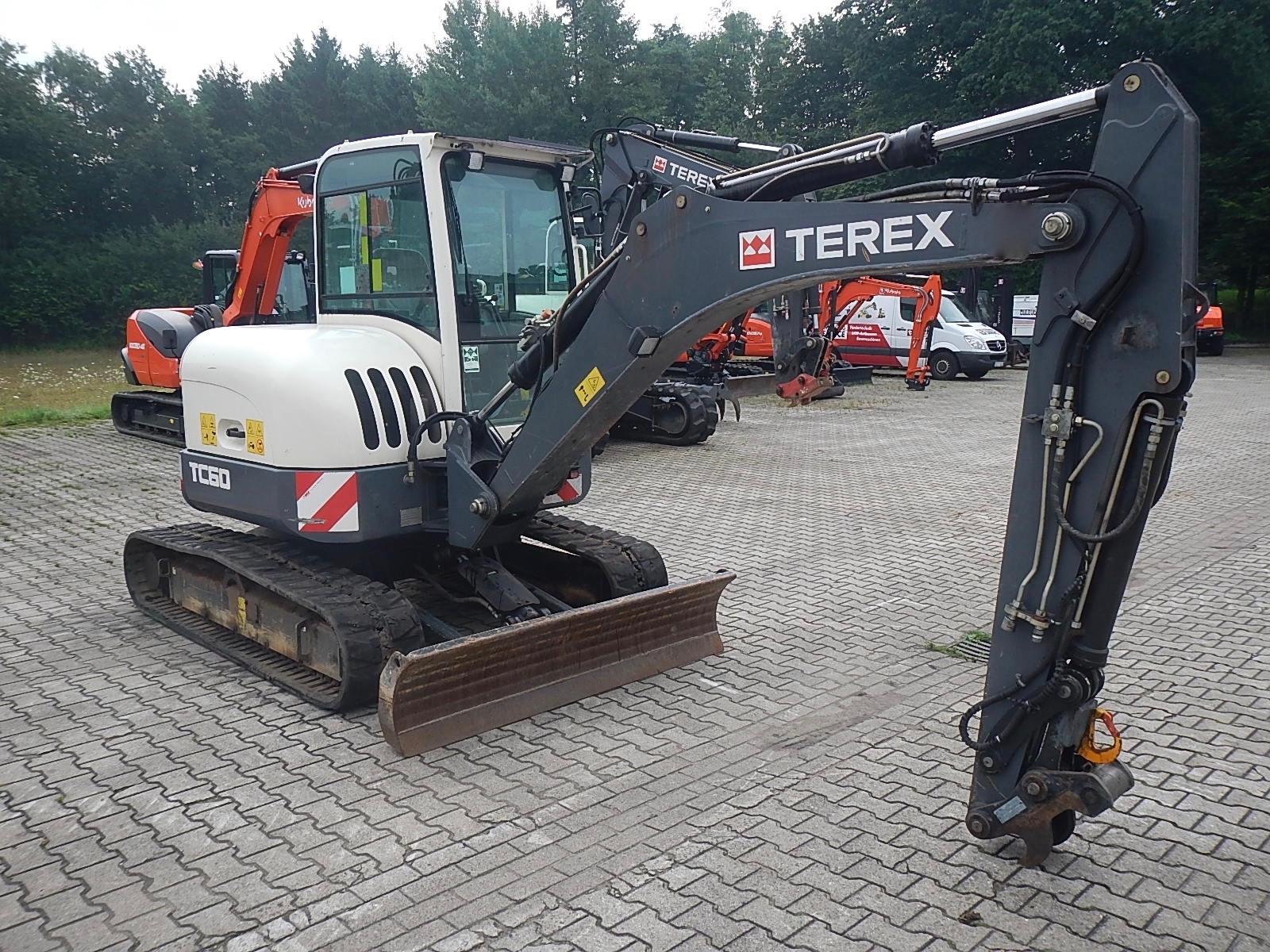 2012 - Terex TC60